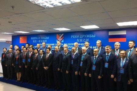 На полях заседания Совета по сотрудничеству в формате «Волга-Янцзы» Башкортостан заключил два соглашения
