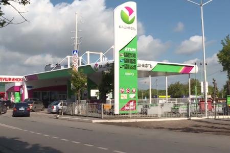 В Башкортостане повысились цены на бензин
