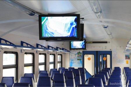 В Башкортостане изменяется расписание пригородного поезда Инзер - Белорецк