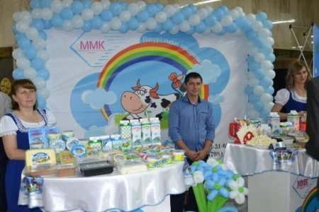 Месягутовский молочно-консервный комбинат стремится стать участником национального проекта