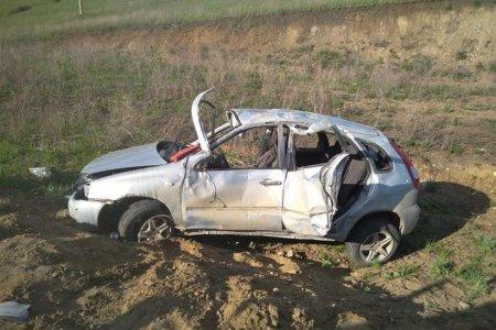 В Башкортостане из искореженного автомобиля достали тело водителя