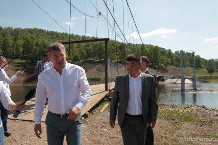 В Бурзяне в 2020 году достроят мост-долгострой