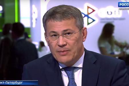 Радий Хабиров: В Башкортостане в рамках нацпроектов в 2019 году построят более 40 объектов