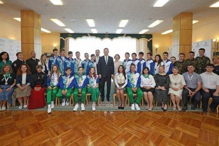 Победители и призеры чемпионата «WorldSkills» получат преимущественное право при поступлении в вузы Башкортостана