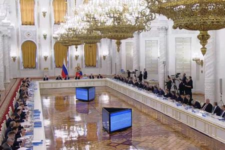 Владимир Путин поручил дисциплинировать водителей, а не подгонять их под штрафы