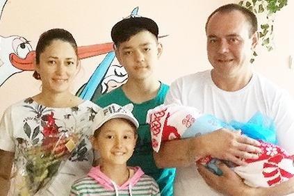 12 семей Башкортостана назвали детей Радий