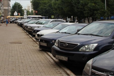 В Уфе у безработного из BMW украли 300 тысяч рублей