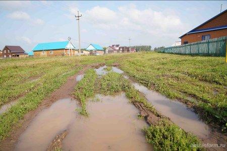 В микрорайоне «Молодежный» села Архангельское построят новую дорогу