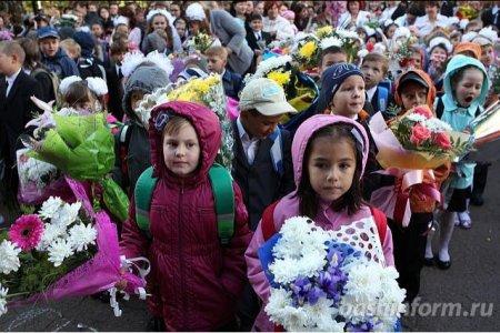 Синоптики сообщили о погоде в Башкортостане в День знаний