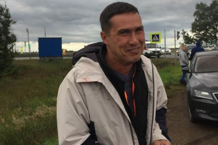 На трассе Уфа-Оренбург из загоревшегося такси случайный свидетель ДТП спас целую семью