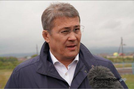Радий Хабиров рассказал журналистам, что ему понравилось в Салавате и Мелеузе