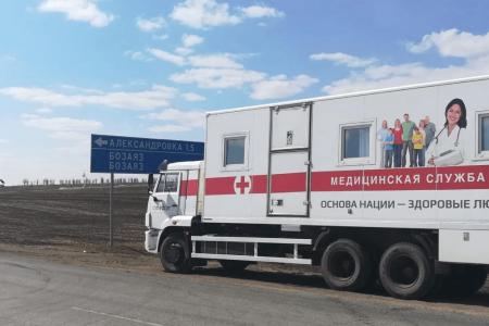 В Башкортостане акция «Поезд здоровья» выявила несколько тысяч случаев сахарного диабета