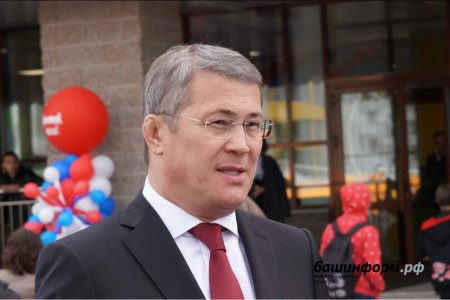Руководитель Башкортостана: Всё только начинается