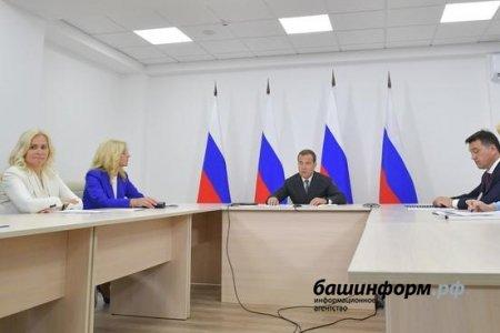 Дмитрий Медведев о новых школах Башкортостана: Честно говоря, сердце радуется