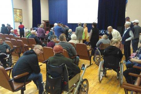 Гражданам с инвалидностью в Башкортостане созданы все условия для голосования – Минтруд