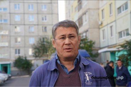 В Башкортостане появятся дворы главы республики