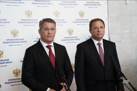 Радий Хабиров: Будут точечные изменения в структуре правительства Башкортостана