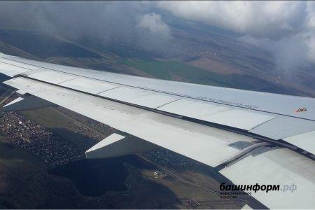 В Уфе экстренно приземлился самолет Москва-Челябинск из-за закурившего пассажира