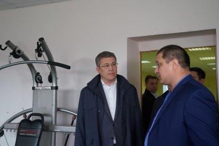 В селе Стерлибашево начнется ремонт спорткомплекса «Стерля»