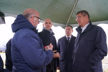 В мае 2020 года в Федоровском районе начнется строительство фидлота по откорму скота