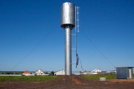 В Башкортостане построили еще один водопровод в сельской местности