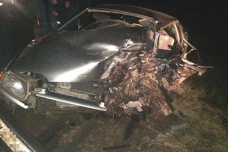 В Башкортостане столкнулись две легковушки: пять человек пострадали, один погиб