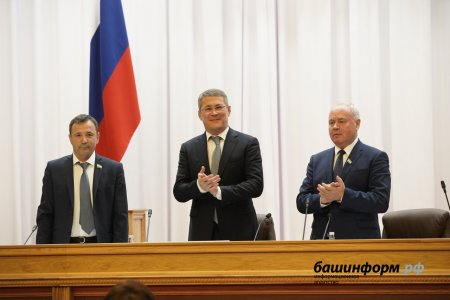 Радий Хабиров возглавил региональное отделение «Единой России»