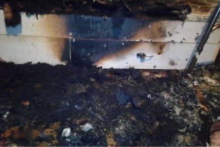 Держала извещатель в шкафу: в сгоревшей квартире найдено тело 82-летней уфимки