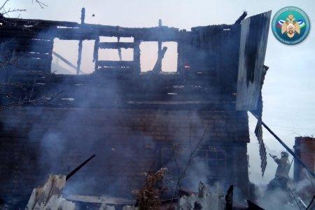 В Башкортостане стали известны новые подробности гибели 9-летней девочки при пожаре