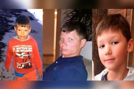 В Уфе обнаружили машину пропавшего отца с двумя сыновьями