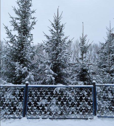 В Башкортостан пришла зима