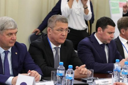 «Для меня важна тема поддержки и возрождения сельской медицины» - глава Башкортостана