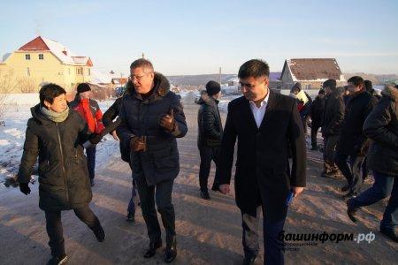 Радий Хабиров рассказал, что ждет жителей Ишимбайского района в ближайшие годы