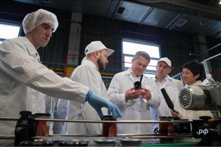 В Башкортостане в Буздяке будут производить соусы в современной упаковке и майонез