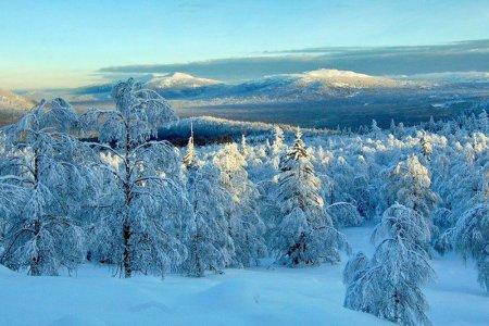 В Башкортостане первая неделя декабря будет пасмурной и снежной