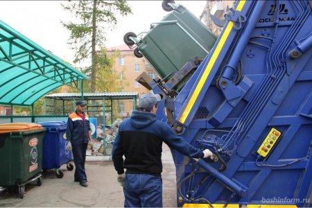 С 1 января в Уфе и ряде районов Башкортостана изменятся тарифы на вывоз мусора