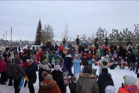 Фестиваль «Terra Zima» продолжается зимним сабантуем «Настоящая Башкирия»