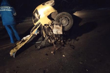 В ДТП с двумя иномарками на трассе Уфа-Белорецк погибла молодая женщина