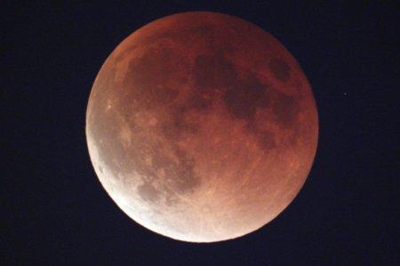 В ночь на 11 января жители Башкортостана смогут наблюдать первое в этом году затмение Луны