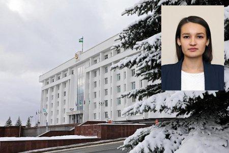 Пресс-секретарём главы Башкортостана назначена Диана Ихсанова
