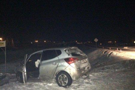 В Чишминском районе Башкортостана в ДТП погибла 12-летняя пассажирка