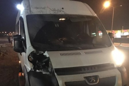 В Уфимском районе под колесами автобуса погибла неизвестная женщина