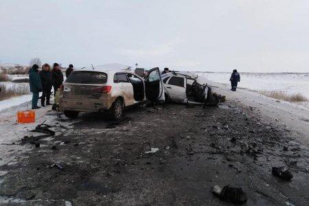 Авария на автодороге Сибай - Акъяр: один погиб, шесть пострадали, в том числе ребенок