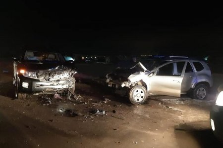 Два человека получили травмы в ДТП в Башкортостане