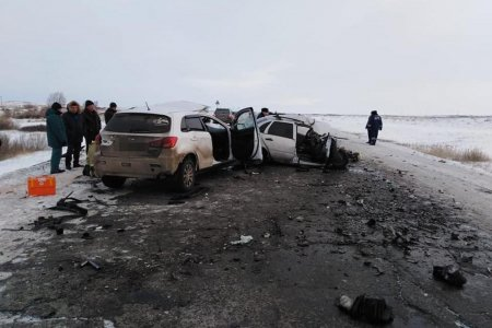 В Башкортостане погиб второй водитель, попавший в страшное ДТП на автодороге Сибай - Акъяр
