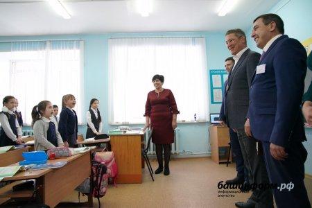 Радий Хабиров: Капитальный ремонт школ в республике будем проводить комплексно