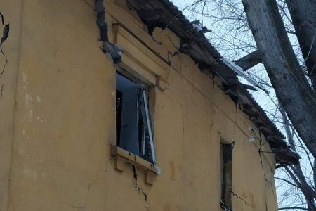 В Уфе из-за хлопка бытового газа обрушился потолок, есть пострадавшие