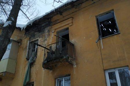 В Уфе 12 эвакуированных из обрушившегося дома поместят в пункт временного содержания