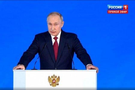 Путин предложил установить ежемесячные выплаты на детей в возрасте от 3 до 7 лет