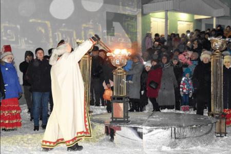 В Башкортостане стартовал марафон башкирской этнической культуры «Огонь Урал-Батыра»
